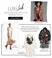 luxe lab luxury casual wear for women at neiman marcus