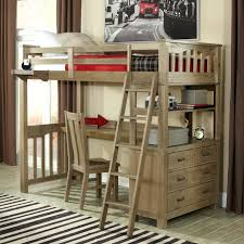 Loft Bed Plans With Stairs And Desk by Desk Full Loft Bed With Desk Plans Loft Bed Plans With Desk And