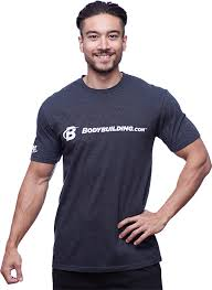 classic clothing classic fitted logo t shirt by bodybuilding clothing at