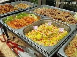 mini buffet catering in singapore