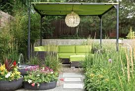 Ideas For Landscaping Backyard On A Budget Inexpensive Backyard Ideas Gardening Design