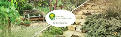 california native plant society san diego native plants garden native tour 2016