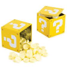 super mario thanksgiving super mario bros tin with coin shaped candies birthdayexpress com