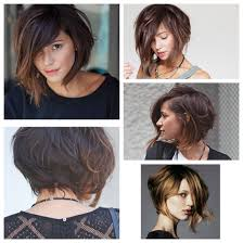 Frisuren Lange Haare Br Ett by Choppy Asymmetric Bob Hair Ideas Frisur Haar