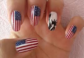 easy and cute 4th of july nail designs images pictures stickers