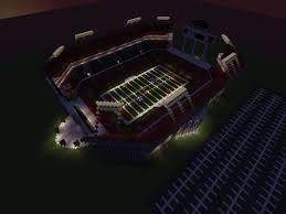 minecraft sports stadium guidecraft raymond james stadium in minecraft