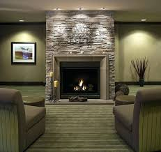 modern fireplace designs design pictures interior stone wall