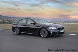 2018 bmw m550i official details bimmerfest bmw forums