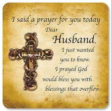 Blessings Home Decor by Home Accents Decor House Blessings I Said A Prayer Husband