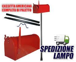 cassetta della posta americana cassetta postale posta usa mail americana topolino rossa con palo