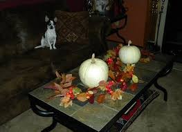 Fall Dining Room Table Decorating Ideas 43 Fall Coffee Table Décor Ideas Digsdigs
