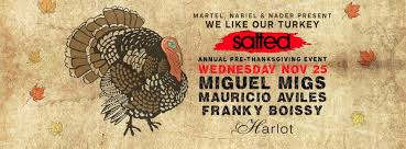 ra salted pre thanksgiving special feat miguel migs mauricio