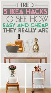 How To Say Ikea I Tried 5 Ikea Hacks To See How Cheap And Easy They Really Are
