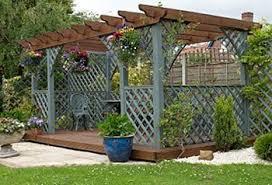 Garden Pergolas Ideas Garden Pergola Plans
