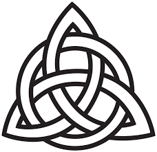 celtic trinity knot clipart clipart collection celtic trinity