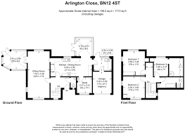 3 bedroom property for sale in arlington close goring by sea