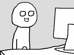 Shocked Computer Meme - computer meme gif gifs show more gifs