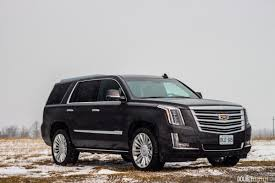 cadillac escalade 2016 2016 cadillac escalade platinum review doubleclutch ca