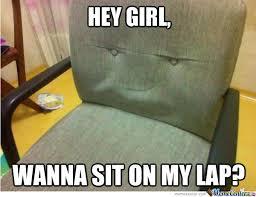 Meme Chair - mr chair is a player by xxsaitanxx95 meme center