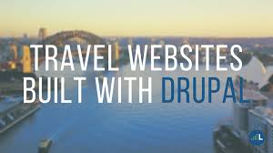 Bulidwith by Travel Websites Built With Drupal Levelten Dallas Tx