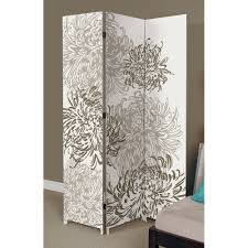2 panel room divider white room dividers walmart com