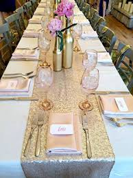 best 25 gold table runners ideas on pinterest gold glitter