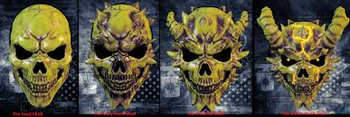 Payday Halloween Masks by