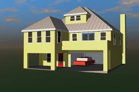 moretrees com plan 1 beach house waterfront infill houses and