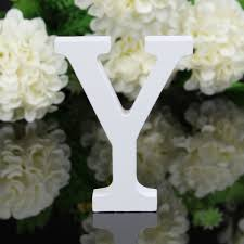 wooden letters home decor 1pc wooden wood letter alphabet word free standing wedding party