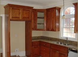 wood stain colors for kitchen cabinets loversiq cabinet crown molding kitchen transitional with white coffered