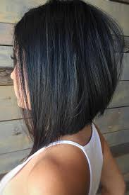 womans haircut back touches top of shoulders front is longer 31 lob haircut ideas for trendy women lob haircut longer bob