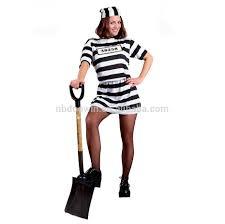 Halloween Costume Prisoner Prisoner Costume Prisoner Costume Suppliers