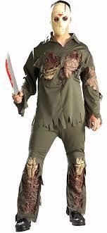jason costumes scary deluxe jason costume costume craze