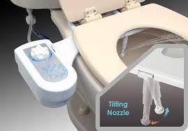 Luxe Bidet Mb110 Fresh Water Spray Toilet Bidet Attachment Toilet Bidet Attachment