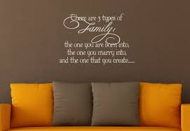 3 types family vinyl wall sticker decals quote wall letters for