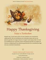 thanksgiving email templates 28 images email templates 賀卡