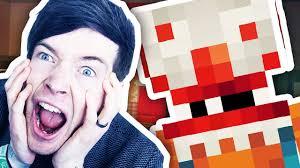 Dantdm Maps Killer Minecraft Clown Youtube