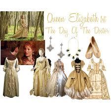 Queen Elizabeth Halloween Costume Doctor Doctor Queen Elizabeth 1st Polyvore