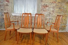 Windsor Dining Room Chairs Set Of Six High Back Anders Jensen Style Danish Teak Windsor