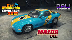 mazda vehicles car mechanic simulator 2018 mazda dlc experience 2 mazda