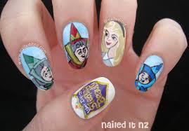 disney nail art 7 sleeping beauty u0026 maleficent