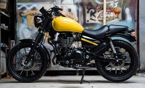 royal enfield thunderbird 500 eimor customs custom motorcycles