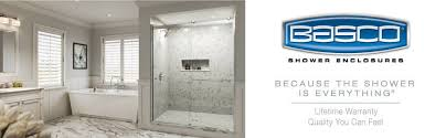 Shower Doors Basco Shop Basco Classic 40 In To 44 In Frameless Shower Door At Lowes