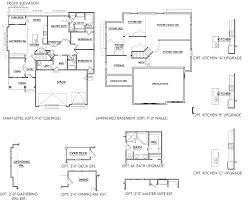 morgan floor plan salisbury homes