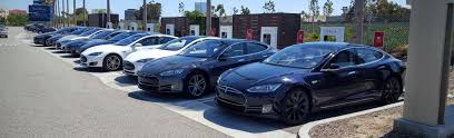 Tesla Supercharger Map Tesla Makes Full Court Press With Destination Charging Cleantechnica