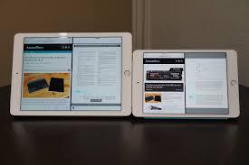 ipad mini 4 64gb black friday software ios 9 on a small tablet the apple ipad mini 4 review