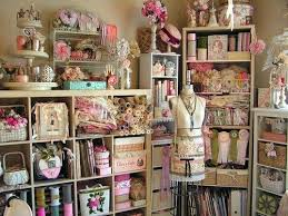 Shabby Chic Craft Room by 3478 Best Craft Room Studio Office Images On Pinterest Craft