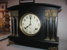 Antique Mantel Clocks Value Antique Mantel Clock Collectors Weekly