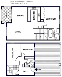 maisonette floor plan emirates hills dubai floor plans