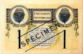 chambre de commerce de la rochelle monnaie de nécessité ensemble de fac similés de billets